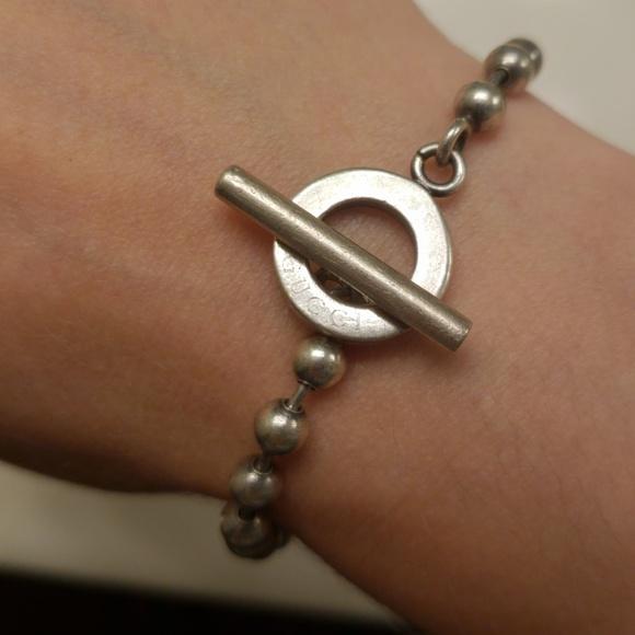 28905e7cf9ba Gucci Jewelry - Gucci Boule Toggle Bracelet